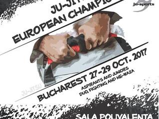 Чемпионат Европы по Джиу-джитсу 2017 в Бухаресте