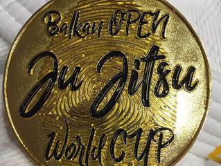 Чемпионат мира по джиу джитсу в Румынии