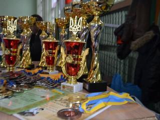 Чемпионат Украины Джиу-джитсу