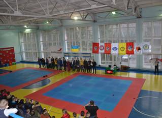 В Кривом Роге прошёл Всеукраинский турнир по Джиу-джитсу Татсу-До