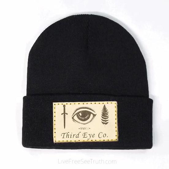 Third Eye classic logo beanie