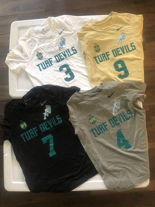 Nike Turf Devils Game Jerseys