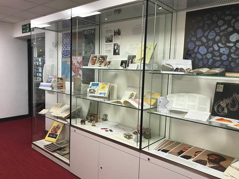 Archive & Research Exhibiton