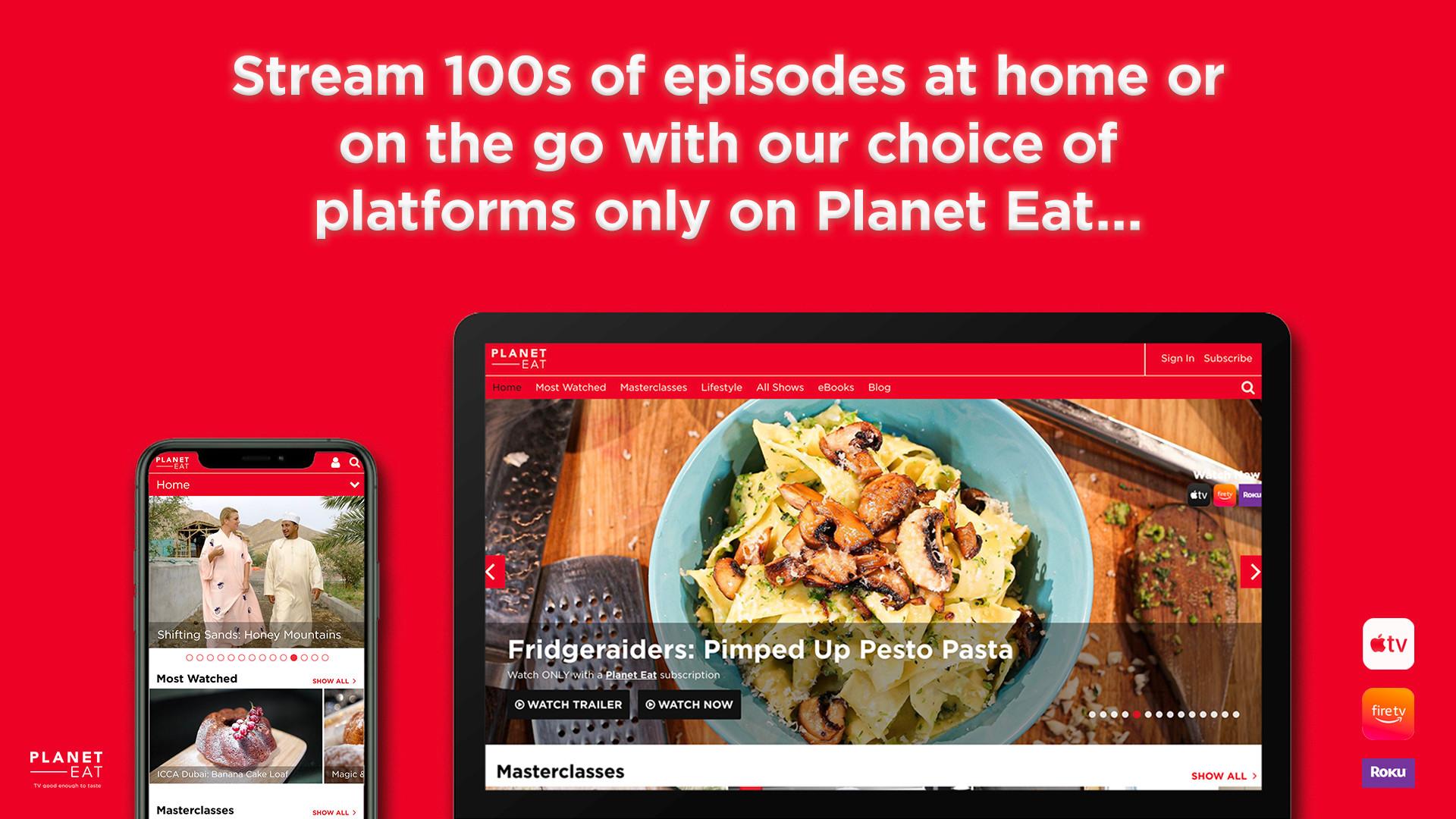 Planet Eat TV