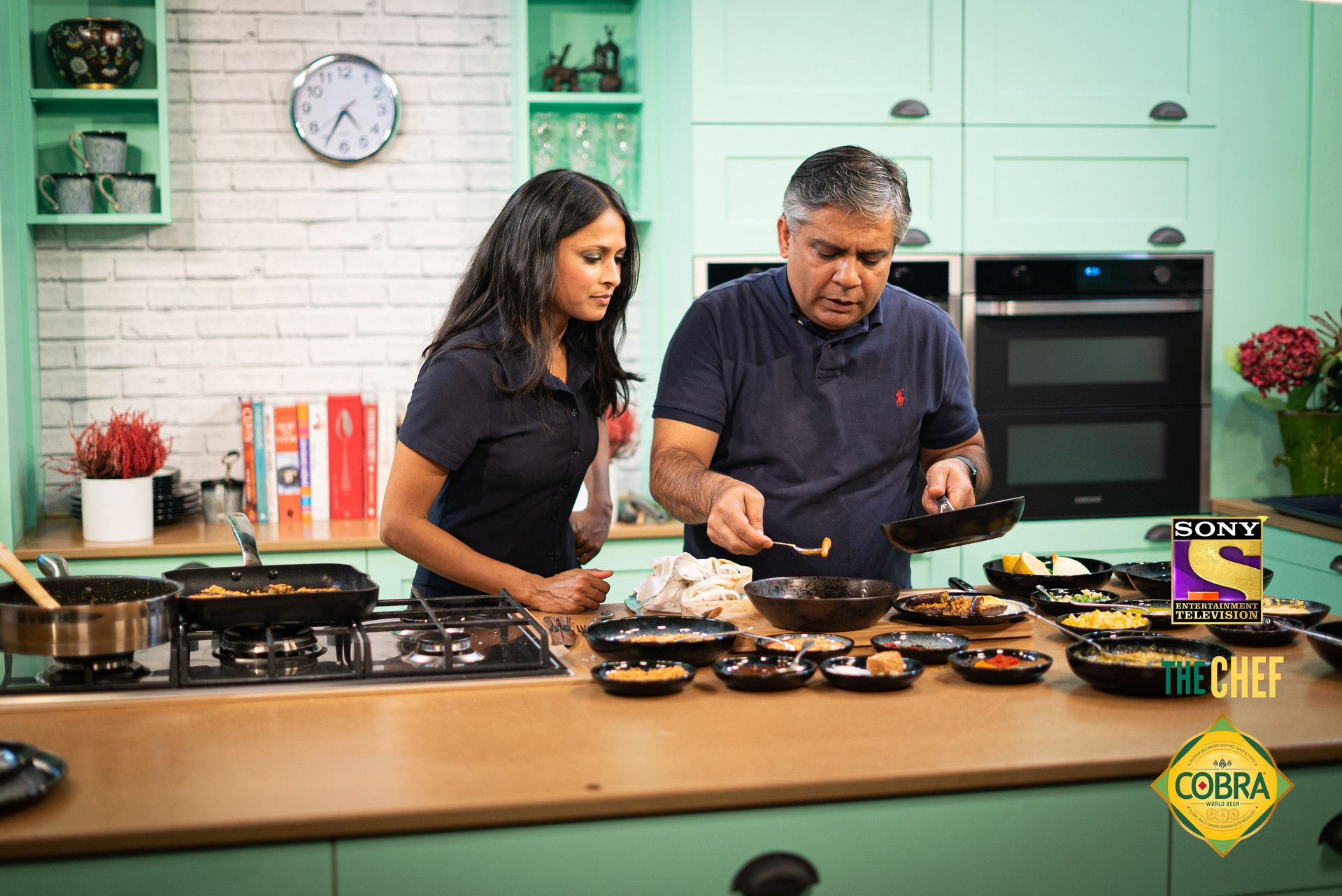 'The Chef' on Sony TV