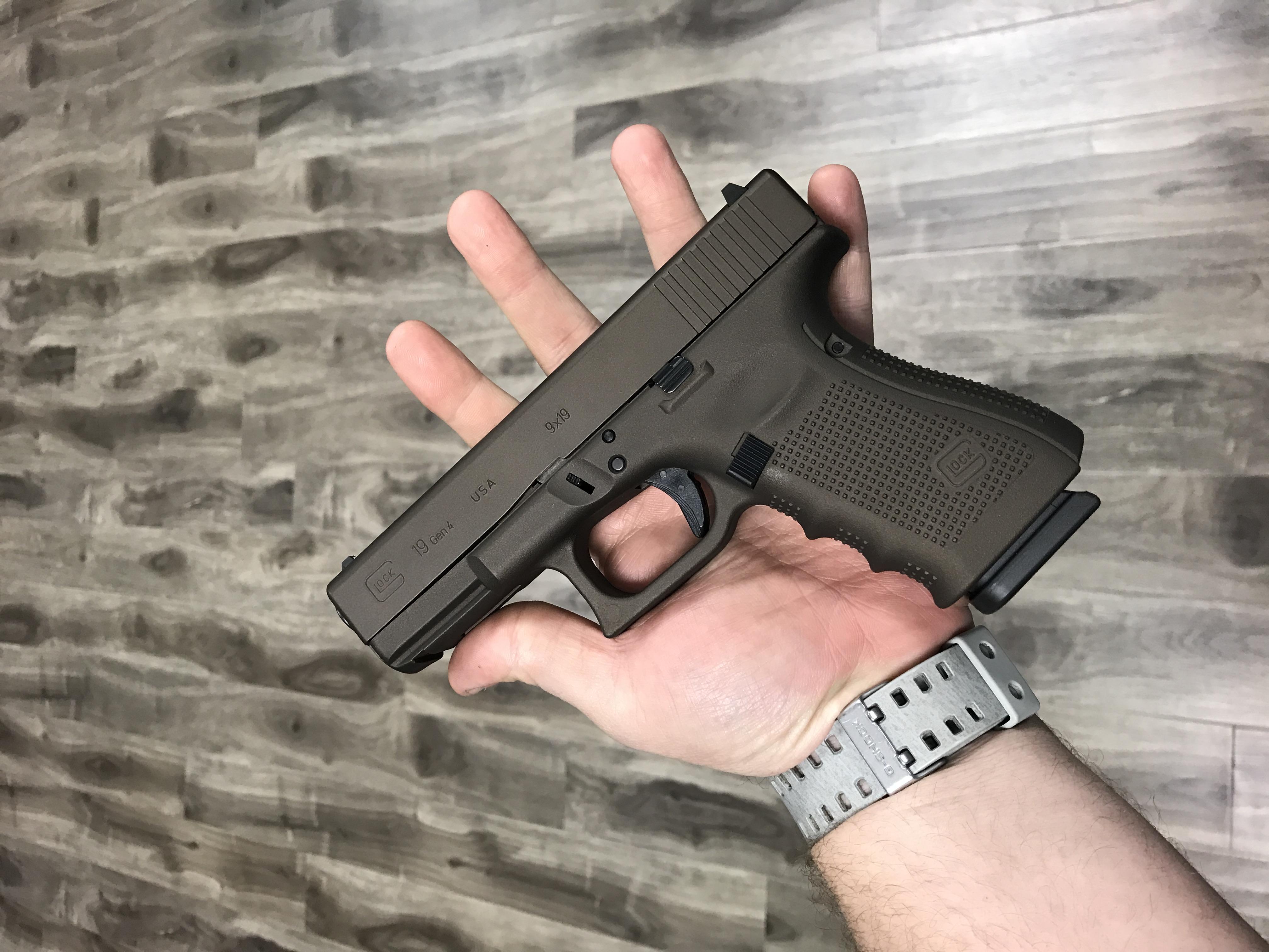 complete pistol