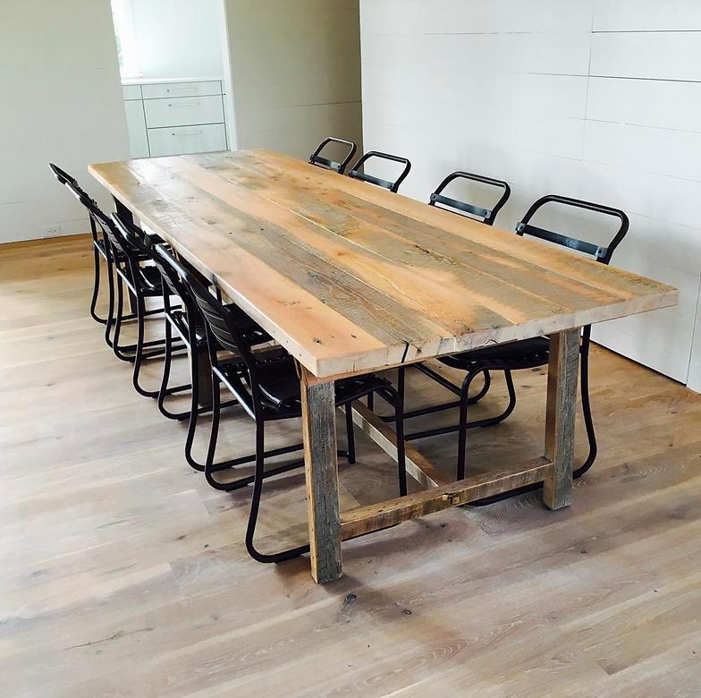 Salt Wood Co Handcrafted Furniture Custom