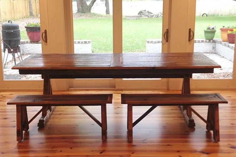 Reclaimed oak barn wood ...