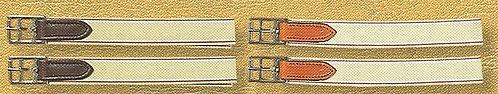 "B#7804 Elastic Repair Ends w/1"" Roller Buckles"