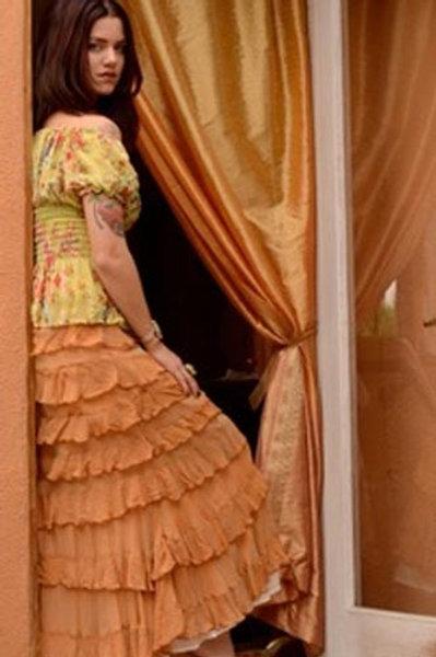 Peasant Top & Princess Skirt