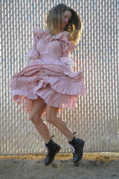 Cowgirl Dress (Short)