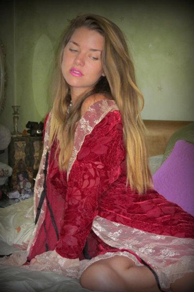 Sleeping Beauty Jacket