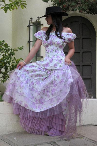 Peasant Puff & Rodeo Cinderella Skirt