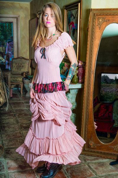 Bias Top & Cowgirl Skirt