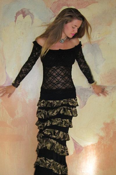 Princess Skirt & Lace T