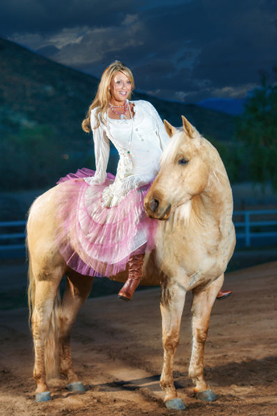 Belle Jacket & Rodeo Cinderella Skirt