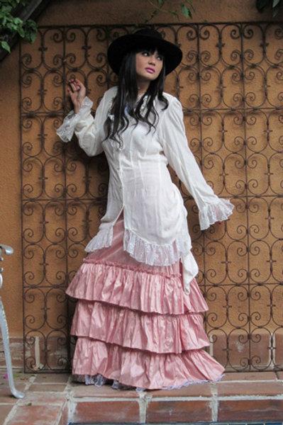 Victorian Western Skirt