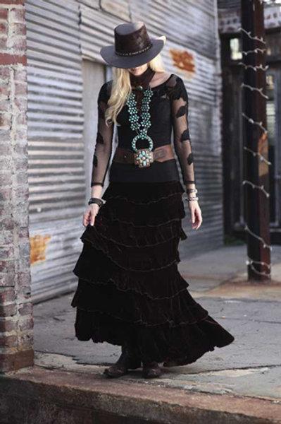 Princess Skirt (Brown)