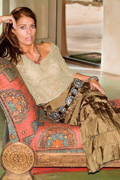 Baroque Top & Princess Skirt