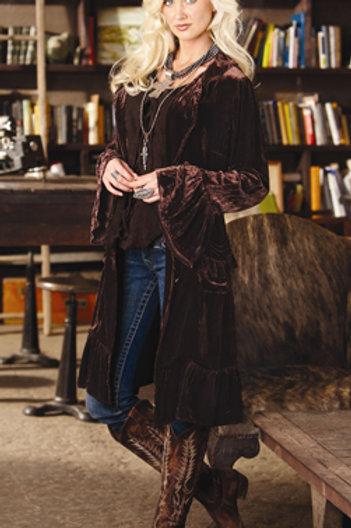 Velvet Victorian Coat