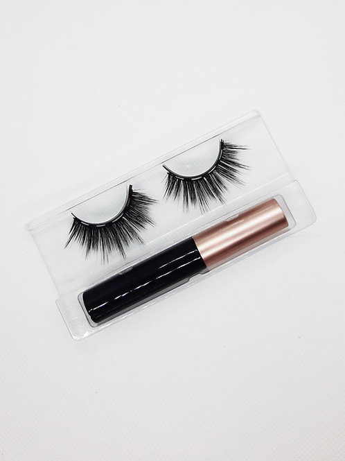 Night Out Magnetic Lashes and Eyeliner