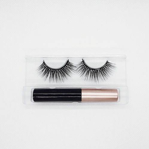 Date Night Magnetic Lashes and Eyeliner