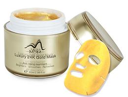 24k Gold Luxury Face Mask