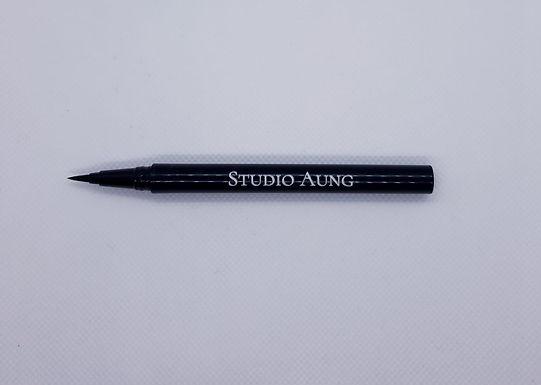 Black Tip Magic Liquid Adhesive Eyeliner - Black Coloured Pen