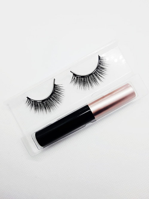 Office Chick Magnetic Lashes and Eyeliner