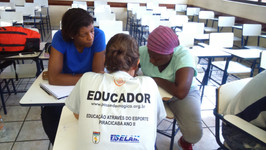 Empoderamento Juvenil e Liderança - Instituições Internacionais que influenciam o trabalho do Instit