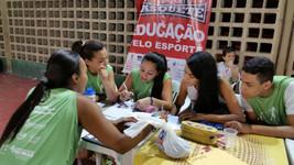 Empoderando os jovens para empoderar a Comunidade - Um projeto de liderança!