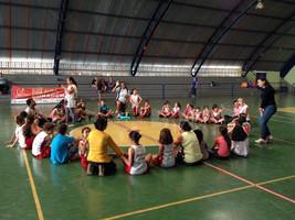Festa da família no Núcleo Vila Sônia