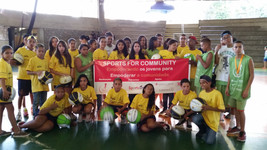 Jovens líderes promovem evento no SESC Interlagos.