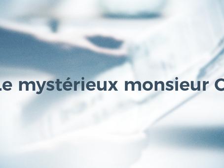 Le mystérieux monsieur C.
