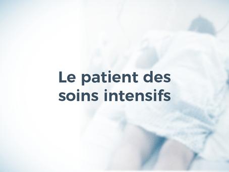 Le patient des soins intensifs