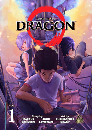 Arms of The Dragon: Volume 1