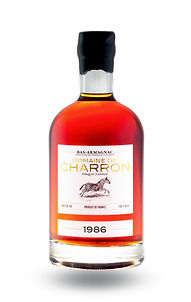 BOTTLE ARMAGNAC VINTAGE 1986 GOLD MEDAL