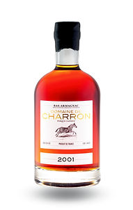 BOTTLE ARMAGNAC VINTAGE 2001 GOLD MEDAL