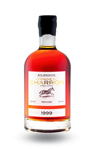 BOTTLE ARMAGNAC VINTAGE 1999 GOLD MEDAL