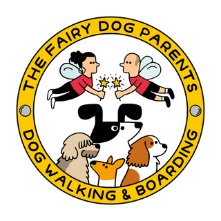 THE FAIRY DOG PARENTS LOGO AND ASSETS