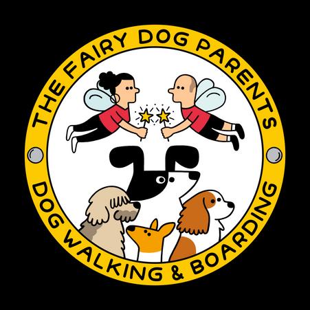 THE FAIRY DOG PARENTS LOGO