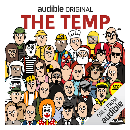 THE TEMP - AUDIBLE SERIES