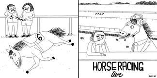 Horse Commentator