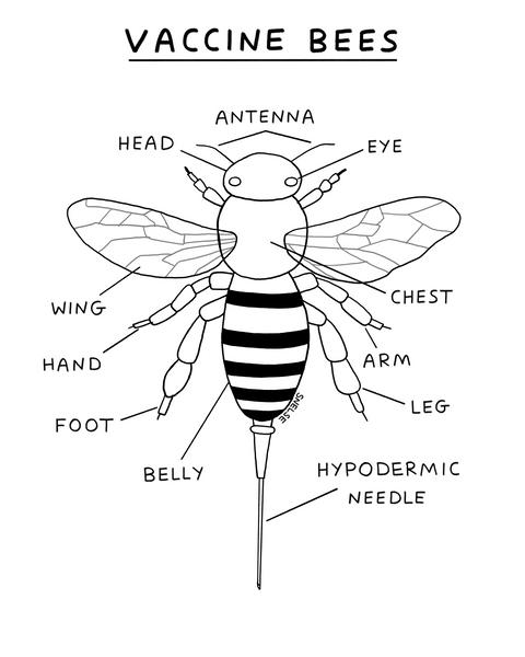 VACCINE BEE