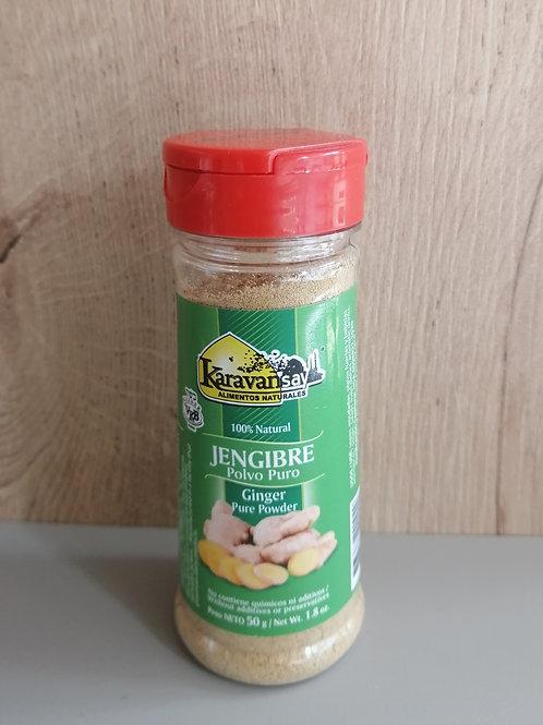 jengibre en polvo 50 g