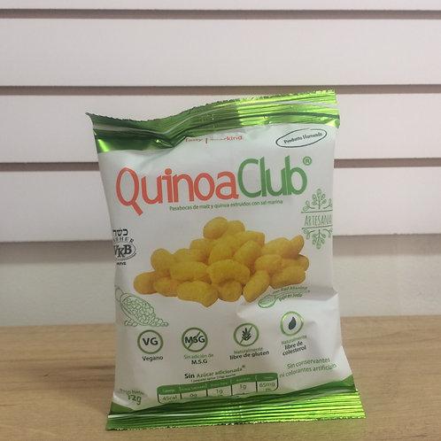 Chitos de maíz y quinoa 120 g