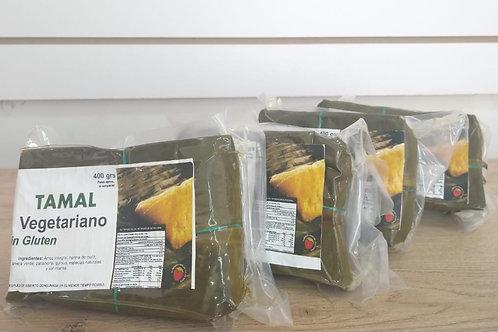 tamales 100 % veganos