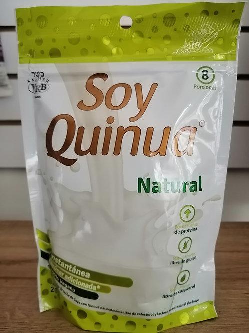Soy quinoa sabor natural 200 g