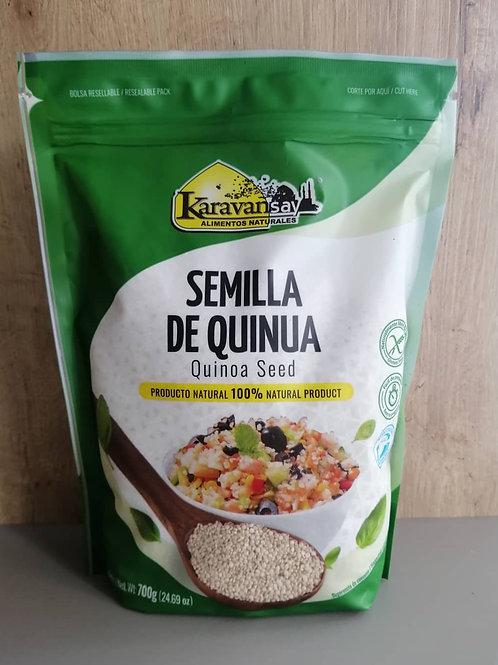 Semilla de quinua 700 g