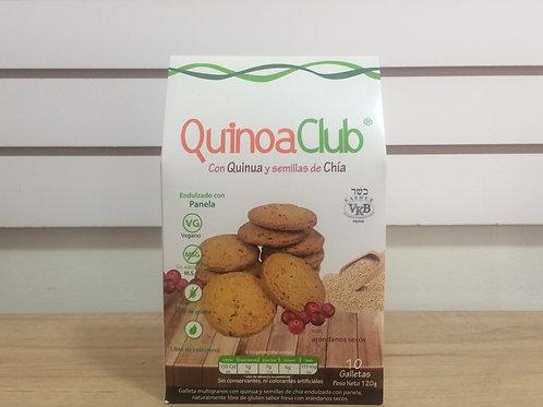 Galletas de quinoa y chía 10 unidades